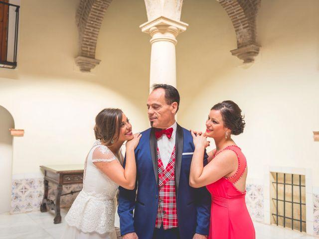 La boda de Mónica y Sara en Pegalajar, Jaén 19