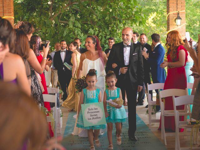 La boda de Mónica y Sara en Pegalajar, Jaén 25