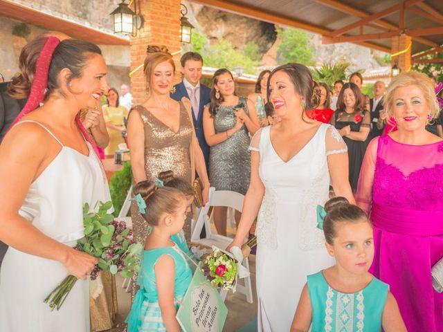 La boda de Mónica y Sara en Pegalajar, Jaén 27