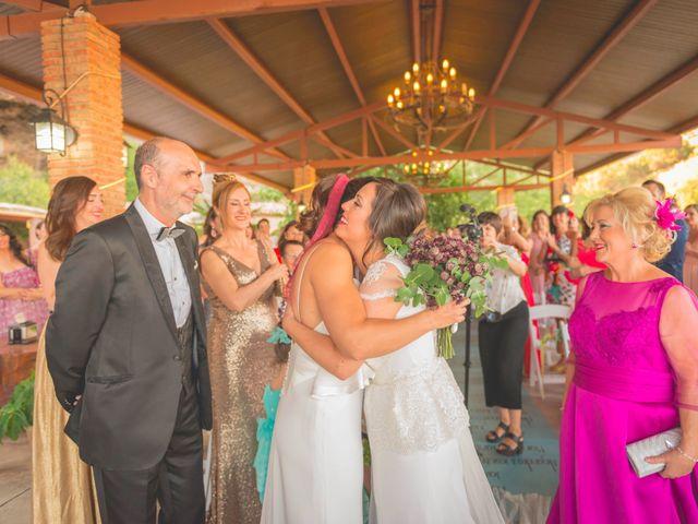 La boda de Mónica y Sara en Pegalajar, Jaén 28