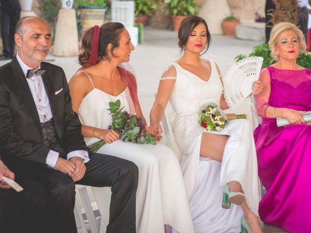 La boda de Mónica y Sara en Pegalajar, Jaén 30