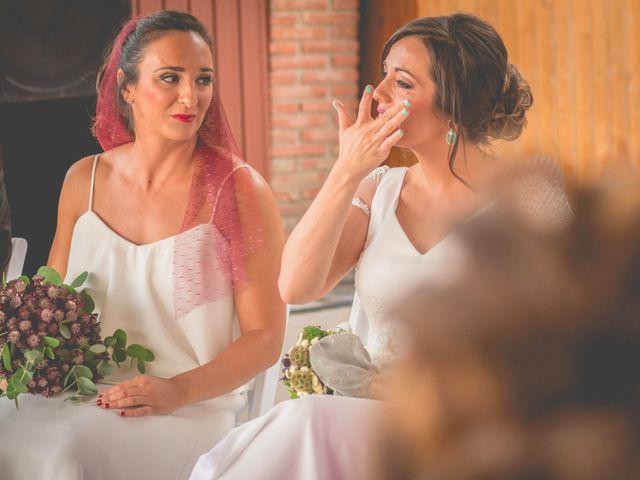 La boda de Mónica y Sara en Pegalajar, Jaén 32