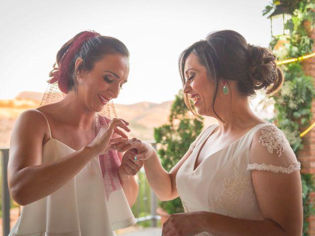 La boda de Mónica y Sara en Pegalajar, Jaén 34