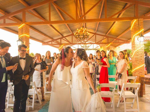 La boda de Mónica y Sara en Pegalajar, Jaén 36