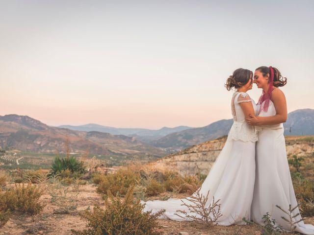 La boda de Mónica y Sara en Pegalajar, Jaén 37