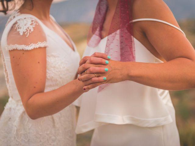 La boda de Mónica y Sara en Pegalajar, Jaén 38
