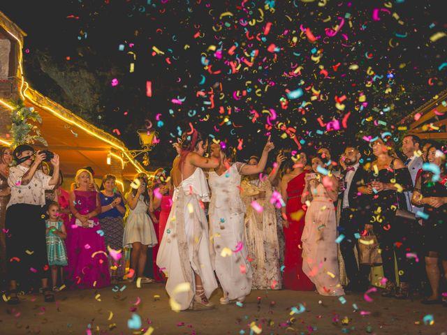 La boda de Mónica y Sara en Pegalajar, Jaén 42