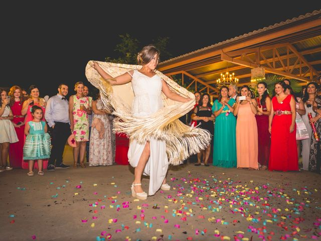 La boda de Mónica y Sara en Pegalajar, Jaén 43