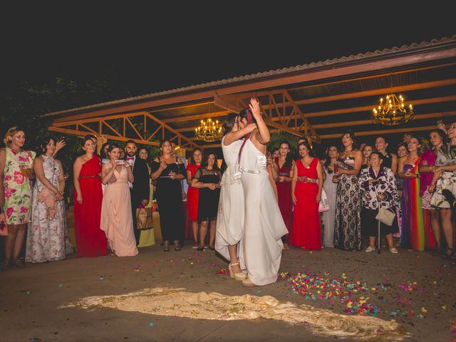La boda de Mónica y Sara en Pegalajar, Jaén 44