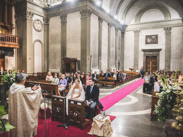La boda de Alvaro y Paola en Premia De Dalt, Barcelona 42