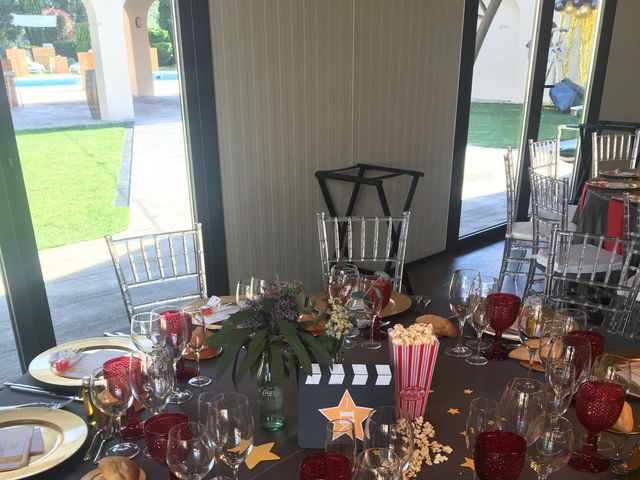 La boda de David y Vanesa en Bellpuig, Lleida 11