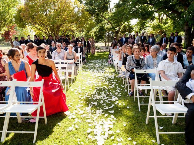 La boda de David y Vanesa en Bellpuig, Lleida 19