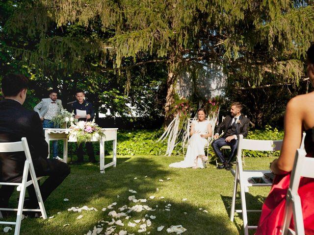 La boda de David y Vanesa en Bellpuig, Lleida 20