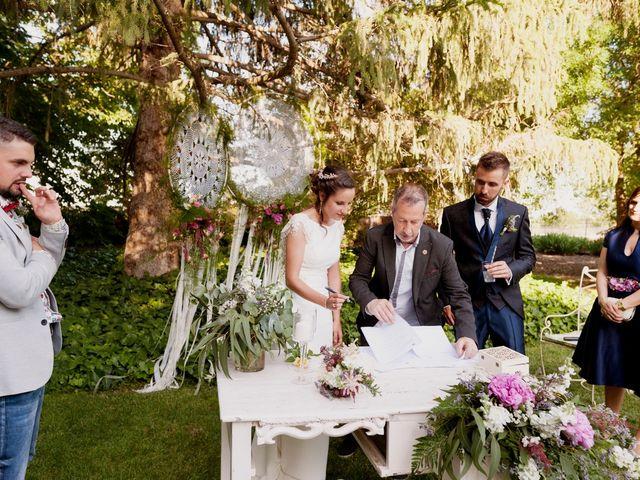 La boda de David y Vanesa en Bellpuig, Lleida 22
