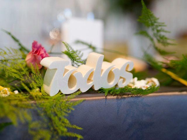 La boda de David y Vanesa en Bellpuig, Lleida 27