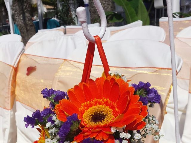 La boda de Antonio  y Carolina en La Manga Del Mar Menor, Murcia 4