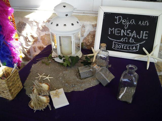 La boda de Antonio  y Carolina en La Manga Del Mar Menor, Murcia 2