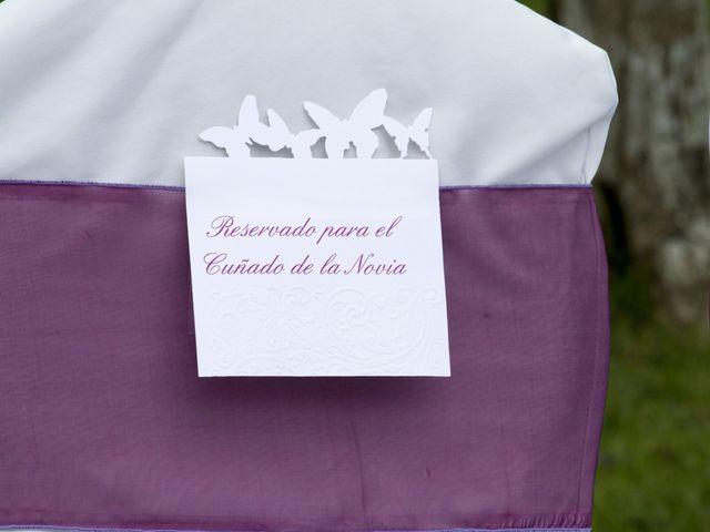 La boda de Toni y María en Santo Domingo (Trazo), A Coruña 14