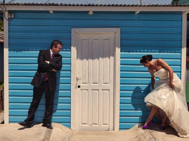 La boda de Toni y María en Santo Domingo (Trazo), A Coruña 32