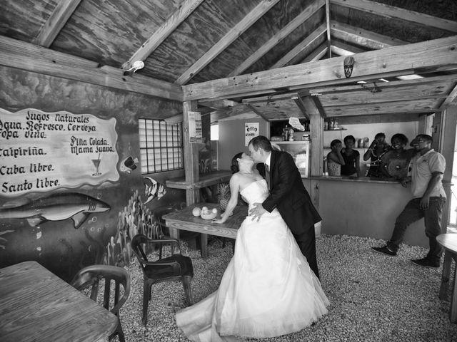 La boda de Toni y María en Santo Domingo (Trazo), A Coruña 34