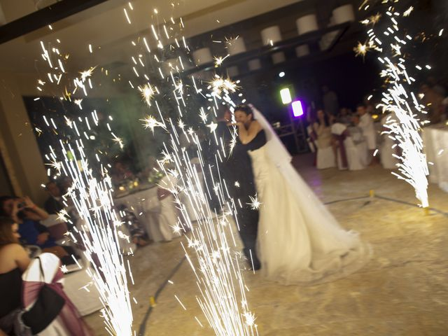 La boda de Toni y María en Santo Domingo (Trazo), A Coruña 41