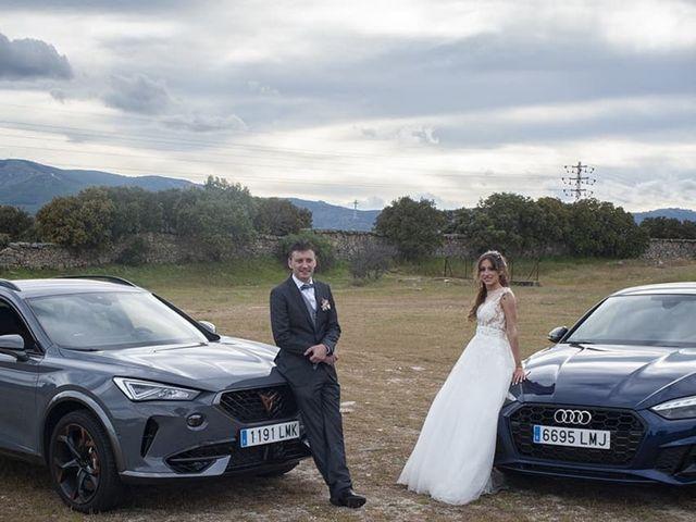 La boda de Hugo y Patri en Guadarrama, Madrid 4