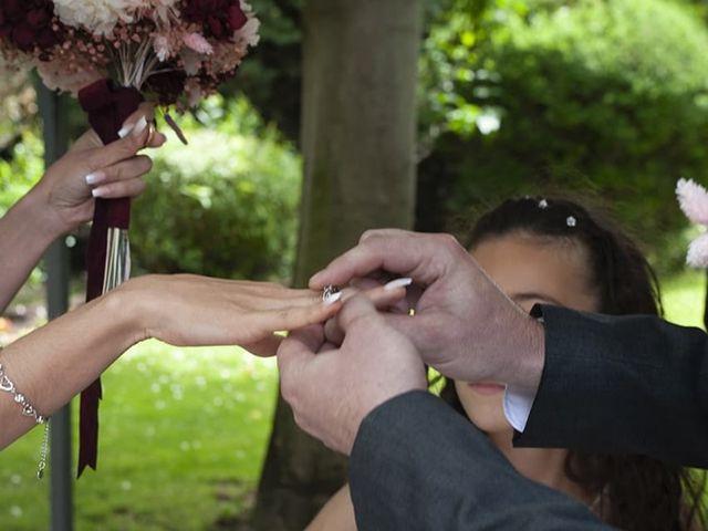 La boda de Hugo y Patri en Guadarrama, Madrid 9