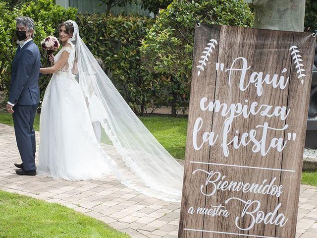 La boda de Hugo y Patri en Guadarrama, Madrid 10