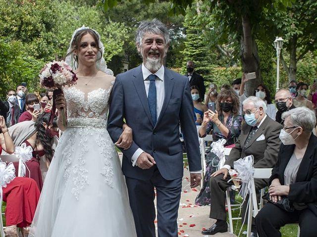 La boda de Hugo y Patri en Guadarrama, Madrid 11