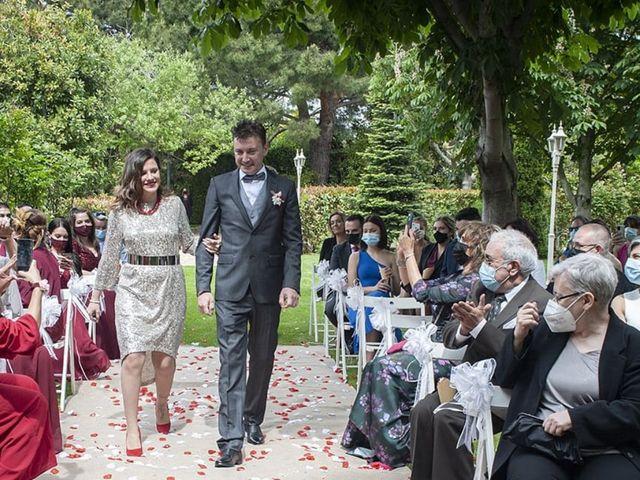 La boda de Hugo y Patri en Guadarrama, Madrid 12