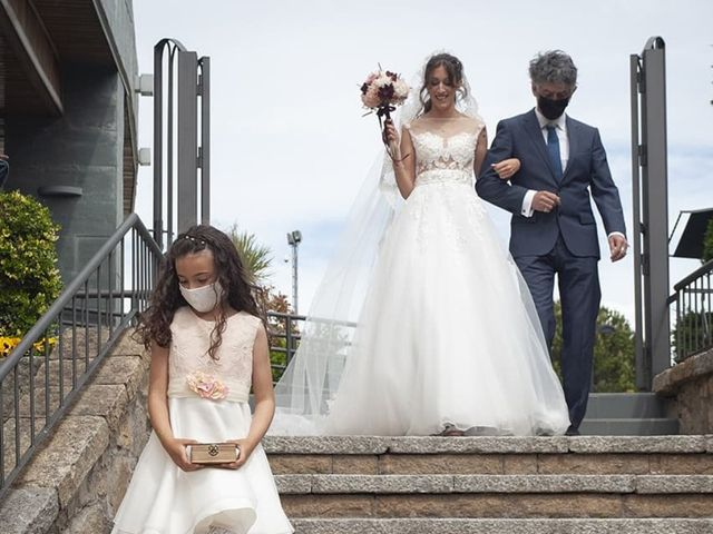 La boda de Hugo y Patri en Guadarrama, Madrid 13