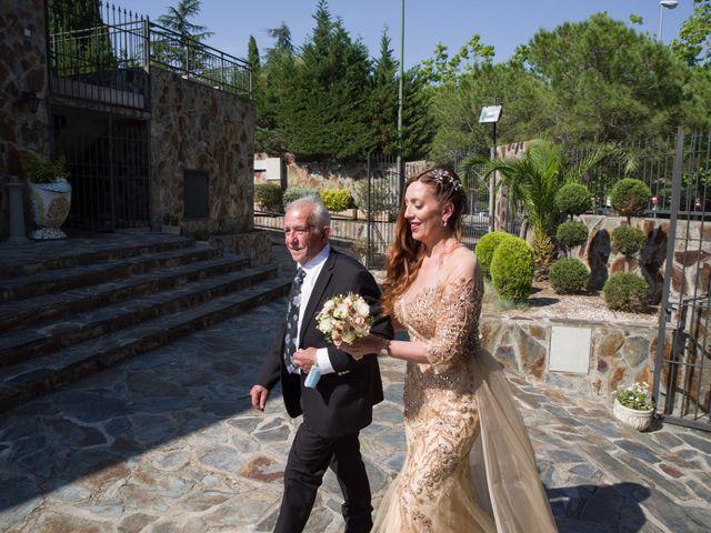La boda de Carlos y Laura en Sabadell, Barcelona 1
