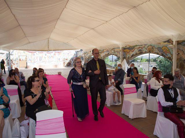 La boda de Carlos y Laura en Sabadell, Barcelona 2