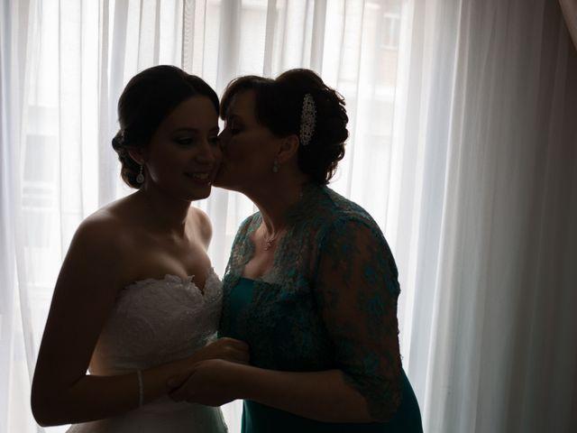 La boda de Chema y Noelia en Salobreña, Granada 22