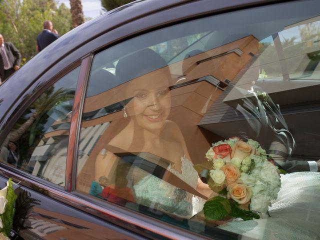 La boda de Chema y Noelia en Salobreña, Granada 28