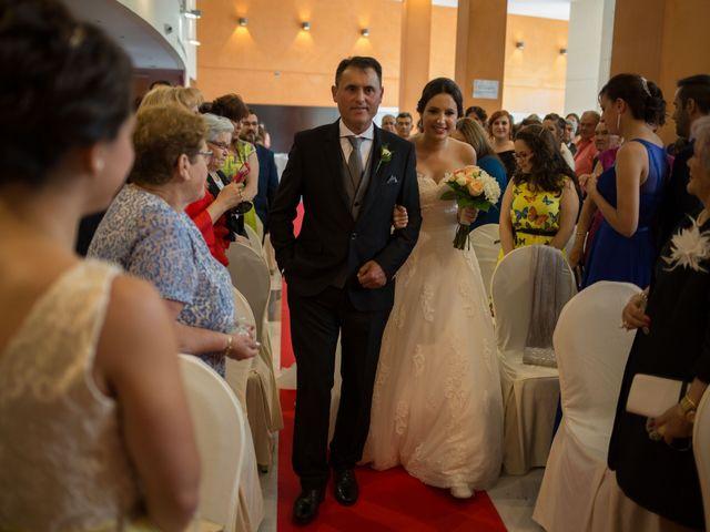 La boda de Chema y Noelia en Salobreña, Granada 30