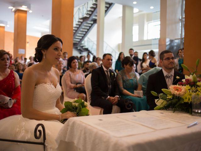 La boda de Chema y Noelia en Salobreña, Granada 31