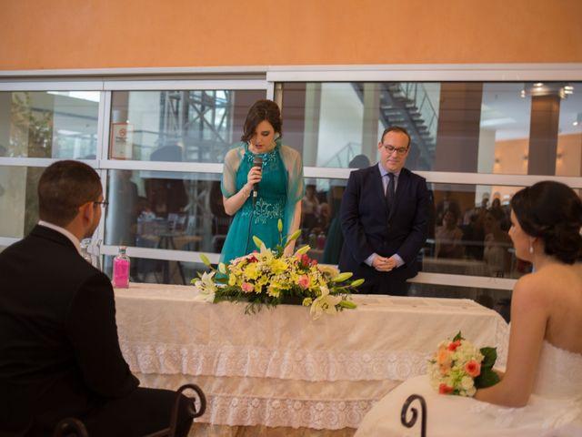 La boda de Chema y Noelia en Salobreña, Granada 32