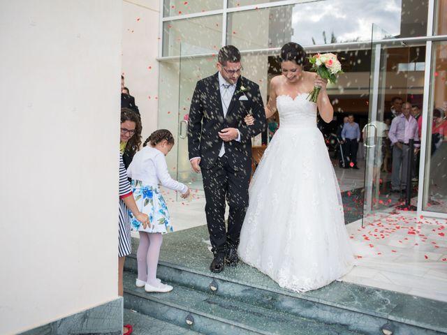 La boda de Chema y Noelia en Salobreña, Granada 34