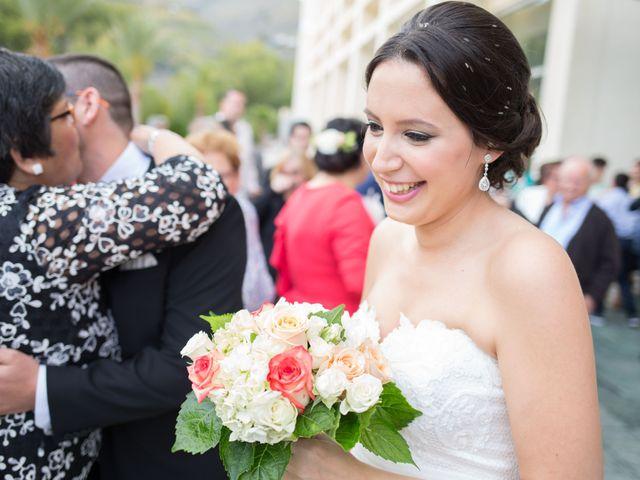 La boda de Chema y Noelia en Salobreña, Granada 35