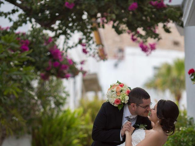 La boda de Chema y Noelia en Salobreña, Granada 39