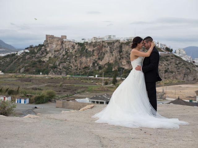 La boda de Chema y Noelia en Salobreña, Granada 40