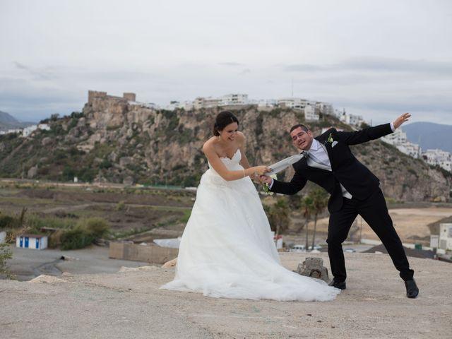 La boda de Chema y Noelia en Salobreña, Granada 41