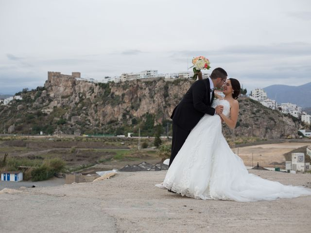 La boda de Chema y Noelia en Salobreña, Granada 42