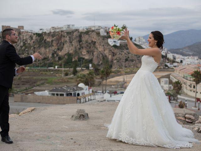 La boda de Chema y Noelia en Salobreña, Granada 43