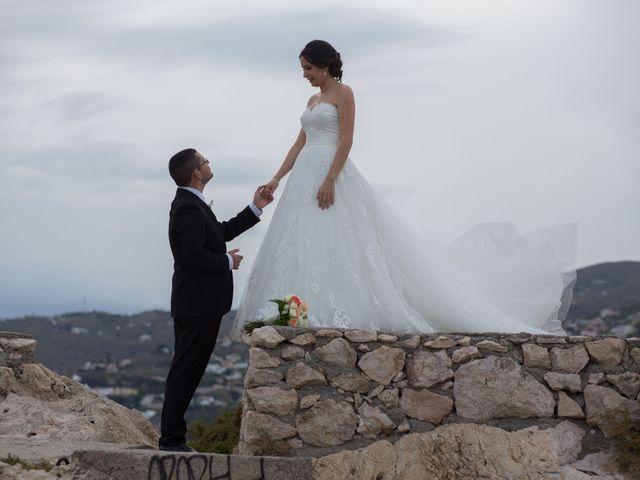 La boda de Chema y Noelia en Salobreña, Granada 44