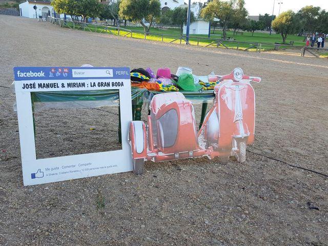 La boda de José Manuel   y Miriam  en Lepe, Huelva 2