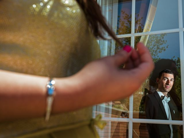 La boda de Gullermo y Sheila en Alfajarin, Zaragoza 10