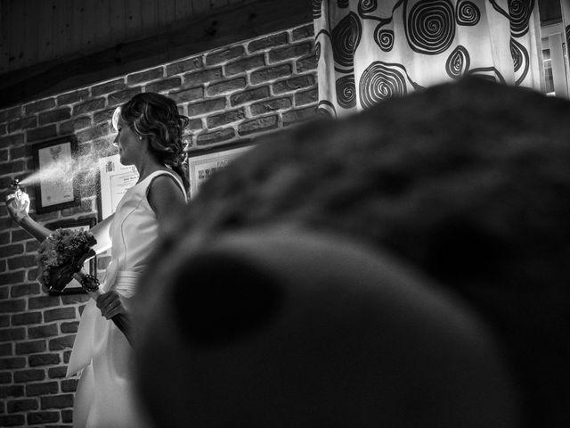 La boda de Gullermo y Sheila en Alfajarin, Zaragoza 21