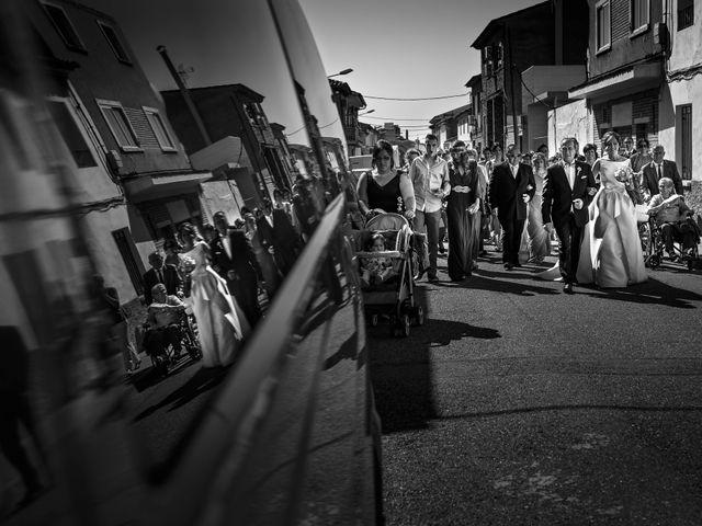La boda de Gullermo y Sheila en Alfajarin, Zaragoza 23